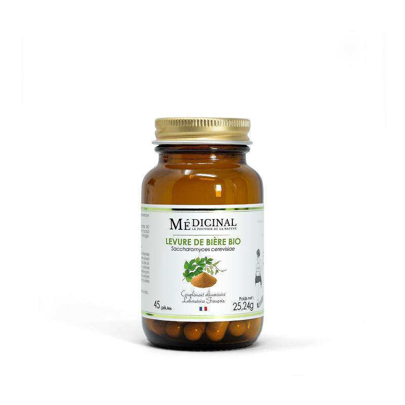 Mediprix Médiprix Levure de bière Bio - 45 gélules