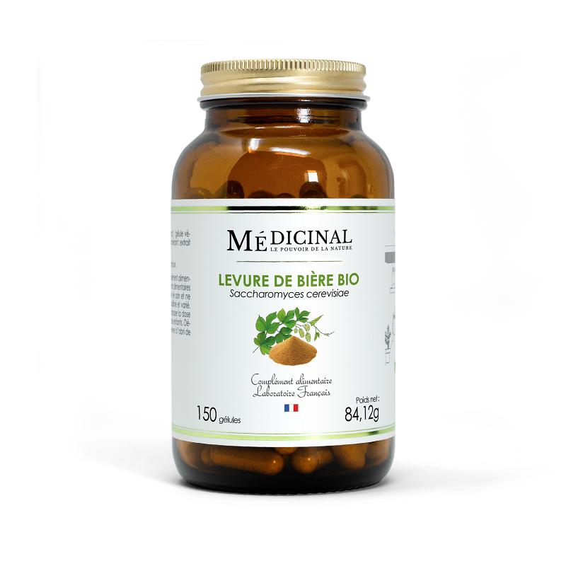 Mediprix Médiprix Levure de bière Bio - 150 gélules