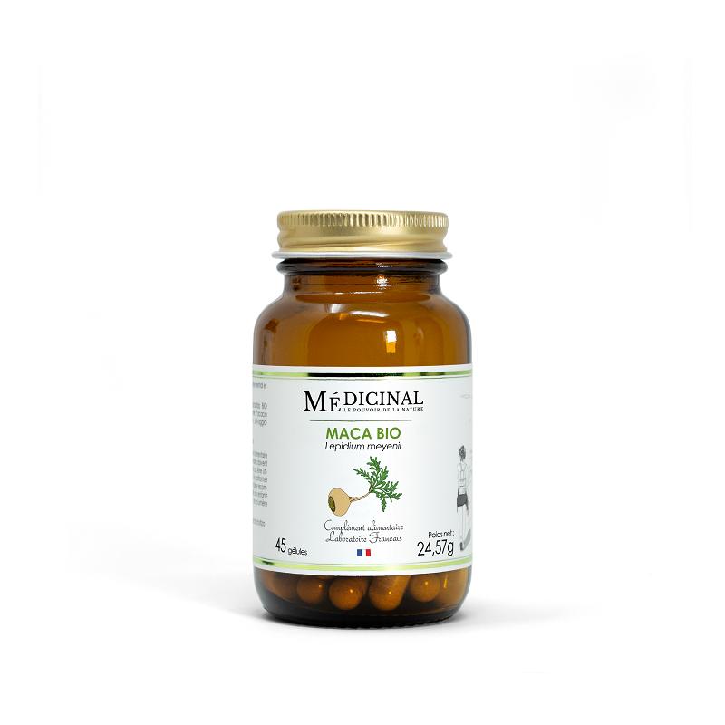 Mediprix Médiprix Maca Bio - 45 gélules