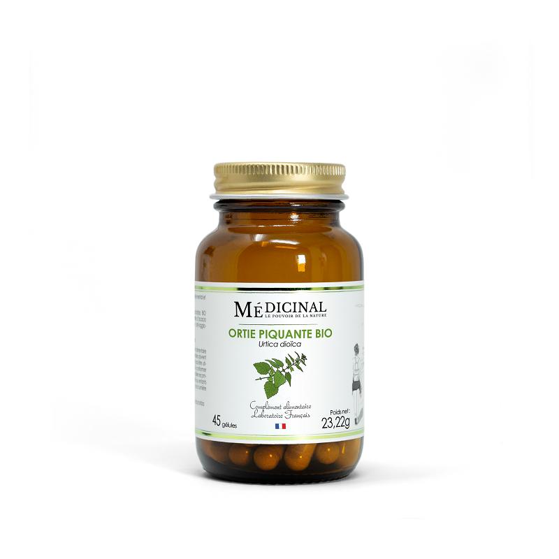 Mediprix Médiprix Ortie Bio - 45 gélules