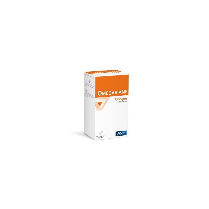 Pileje Omegabiane Onagre - 100 capsules