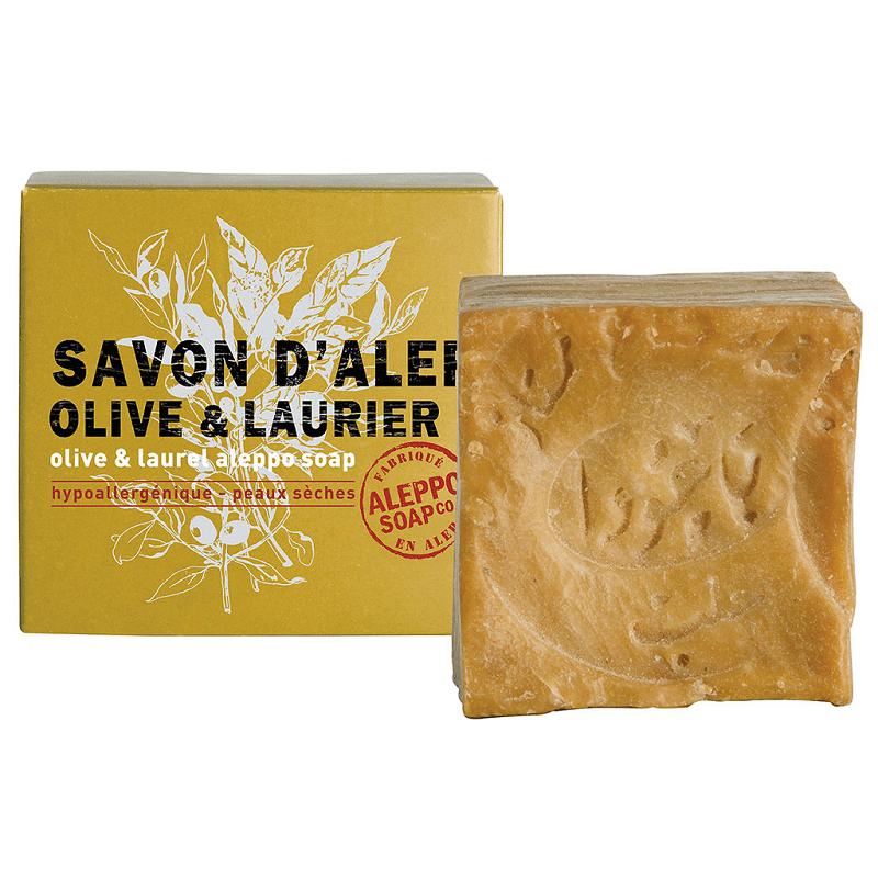 Tadé Savon d'Alep olive et laurier - 100g