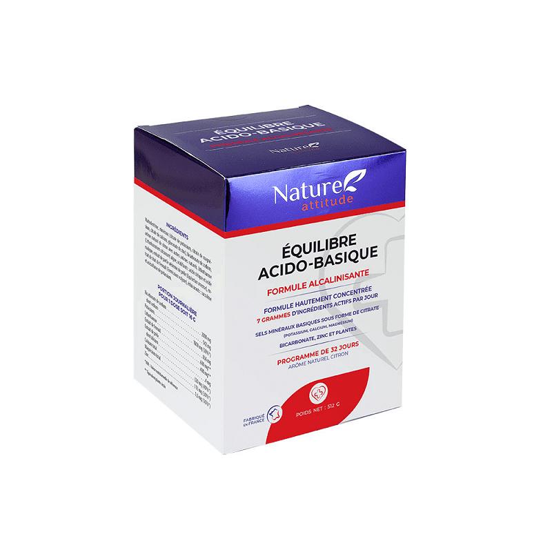 Nature Attitude Équilibre Acido-Basique - 512g