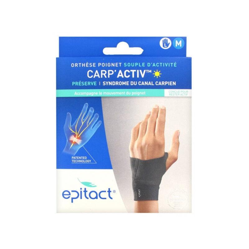 Epitact Carp'Activ Orthèse poignet souple d'activité gauche - Taille M