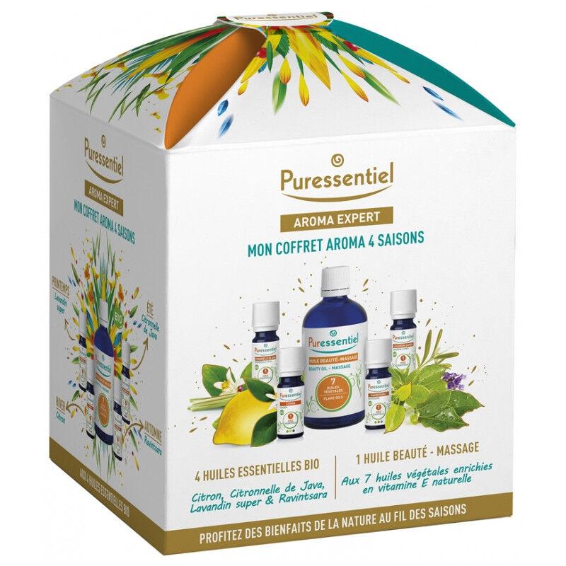 Puressentiel Aroma Expert Coffret Aroma 4 saisons - 5 produits