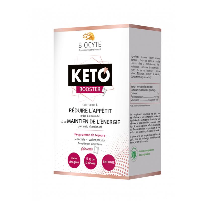 Biocyte Keto Booster - 14 sachets
