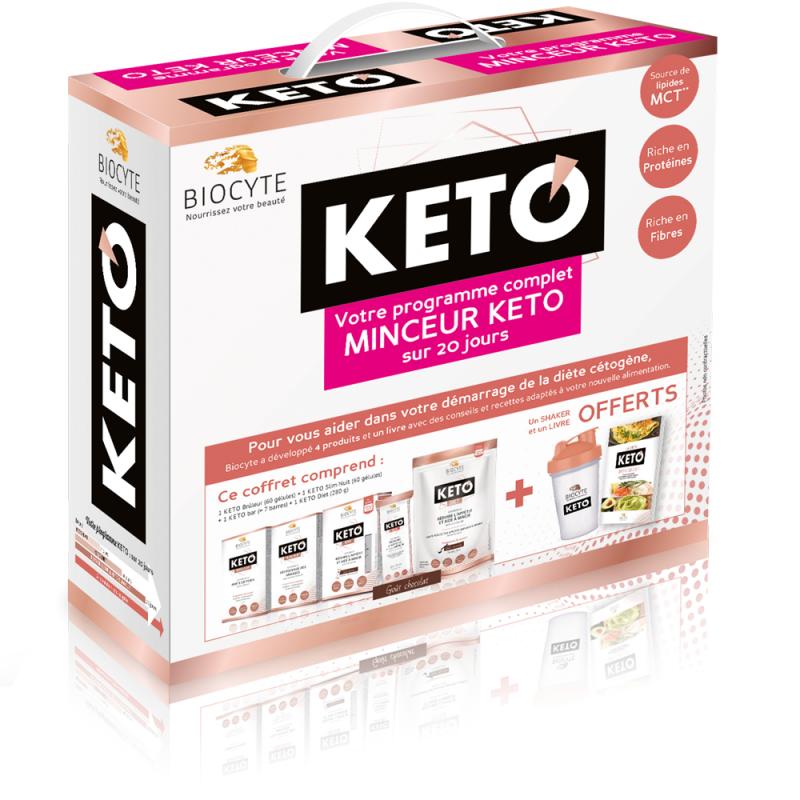 Biocyte Pack KETO - 20 jours