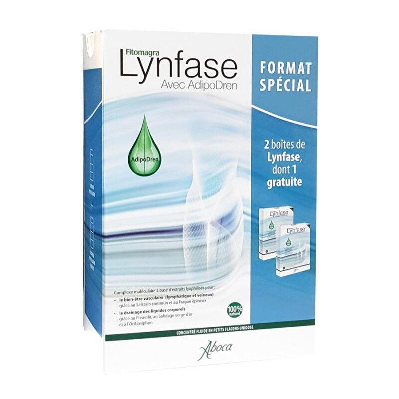 Aboca Fitomagra Lynfase - 24 unidoses