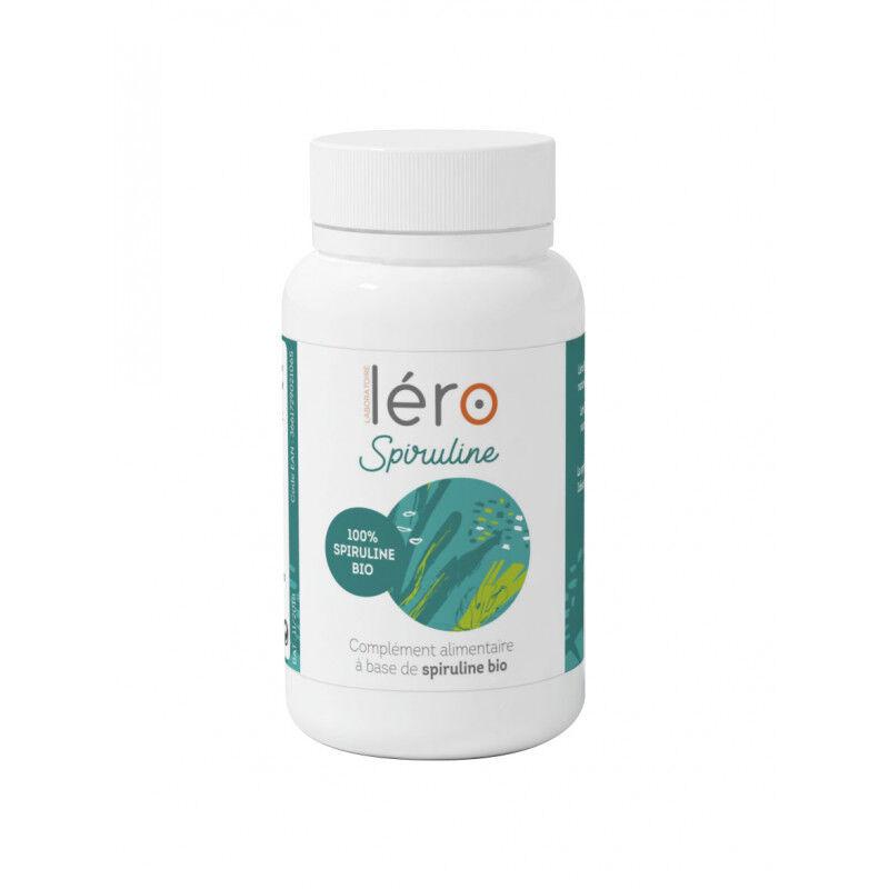 Léro Spiruline Bio - 90 comprimés