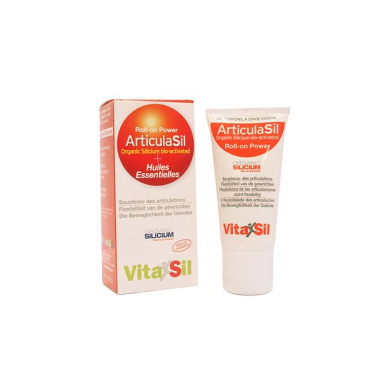 Vitasil Articulasil Roll-on power - 50ml