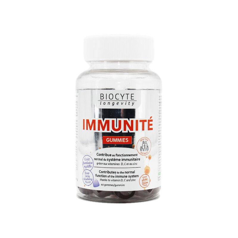 Biocyte Immunité - 60 Gummies