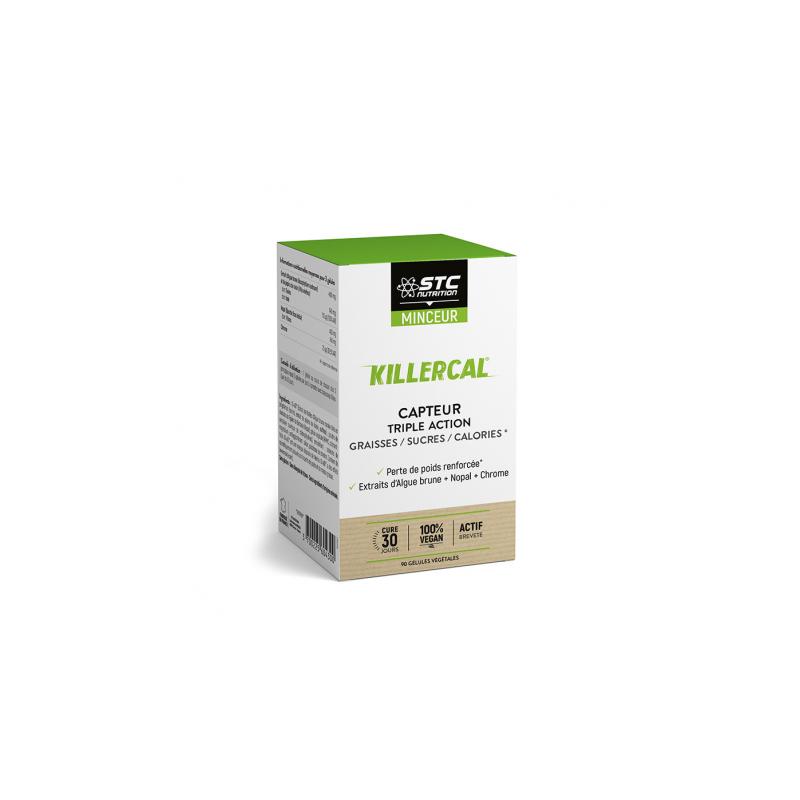 Ineldéa Ineldea STC Nutrition Killercal - 90 gélules