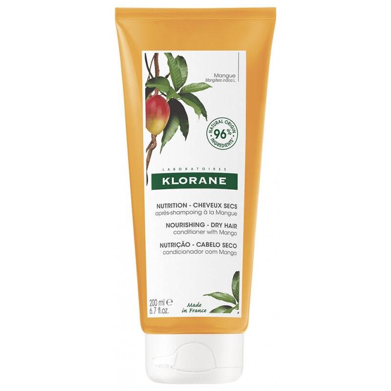 Klorane Baume après-shampoing au beurre de Mangue - 200ml