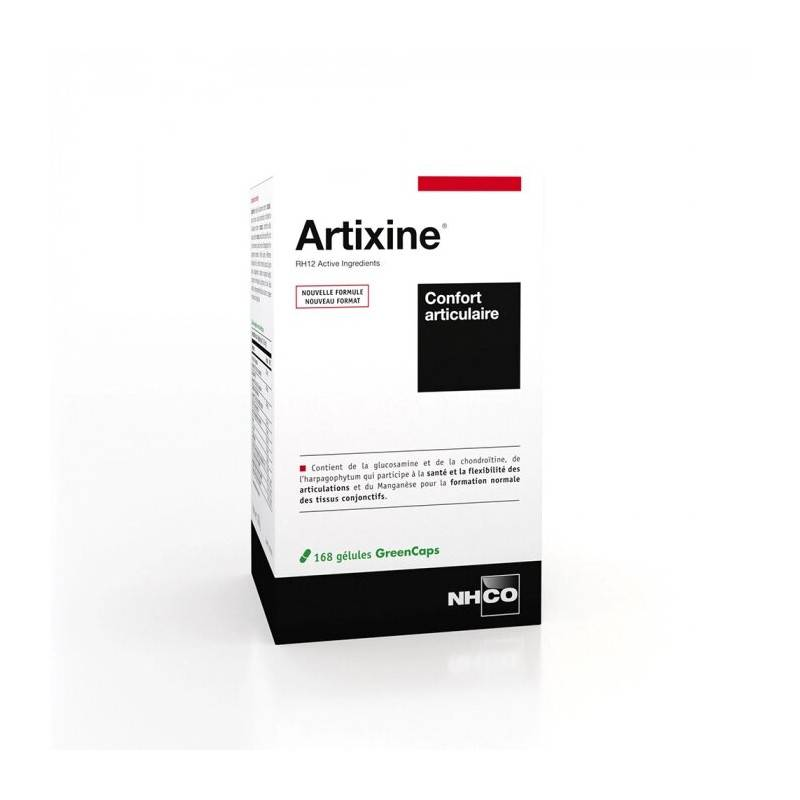 NHCO Artixine confort articulaire - 168 gélules