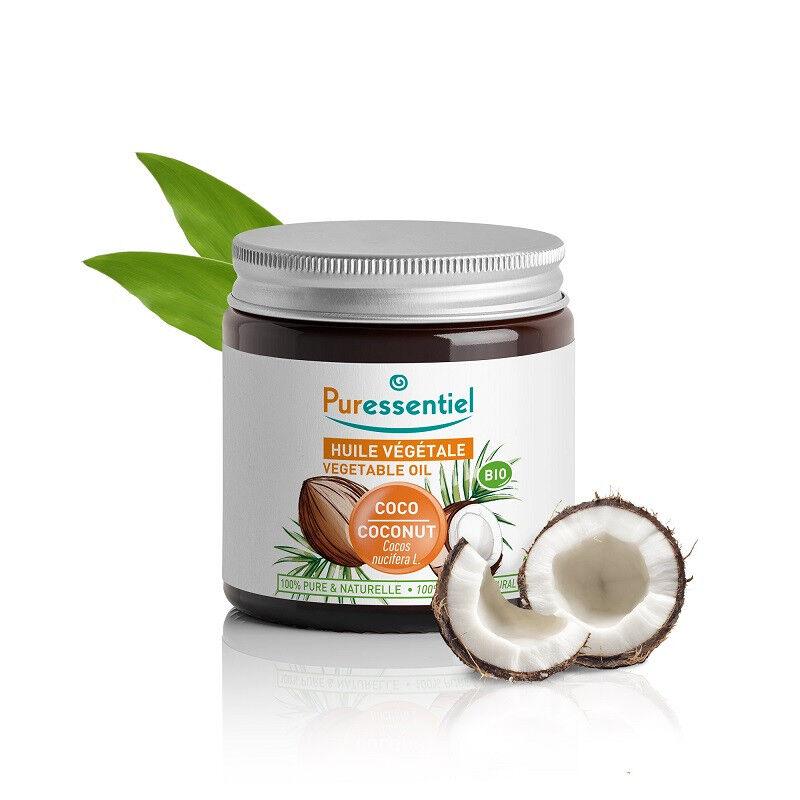 Puressentiel Huile végétale Coco Bio - 100ml