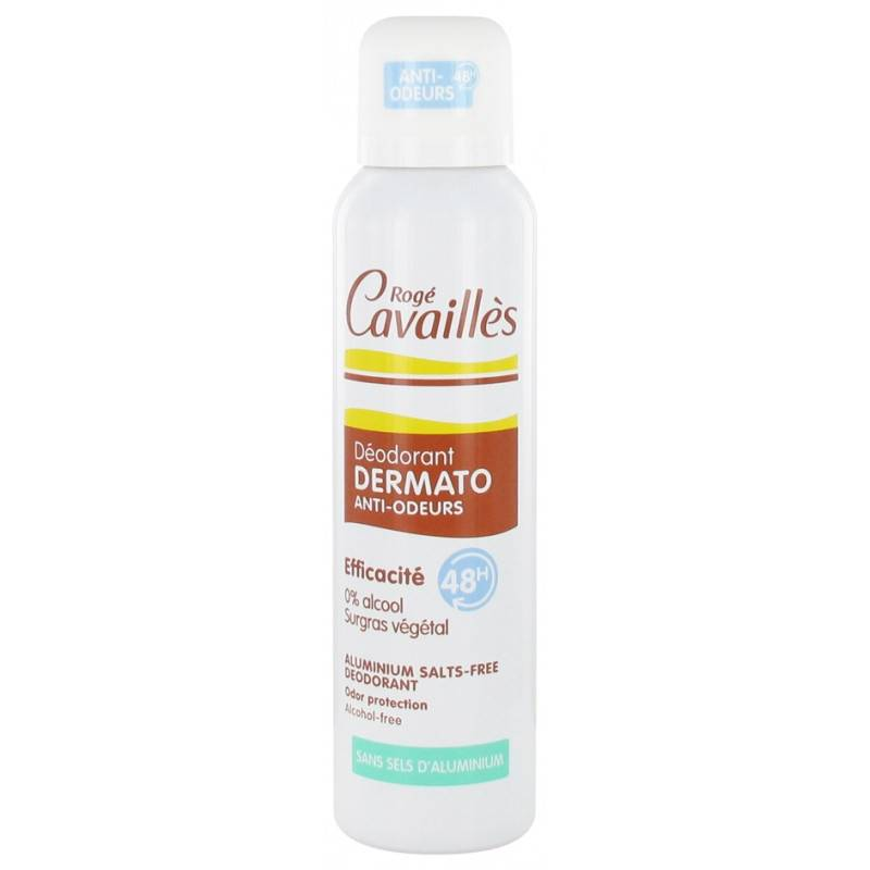 Rogé Cavaillés Rogé Cavaillès Déodorant dermato anti-odeurs 48h spray - 150ml