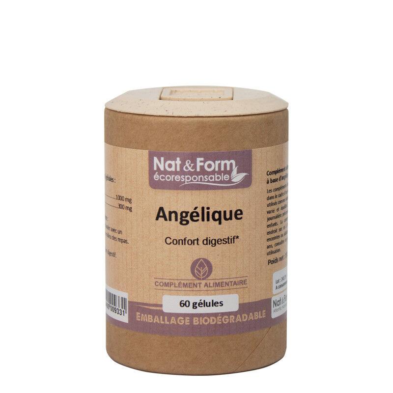 Atlantic Nat&Form Angélique - 60 gélules