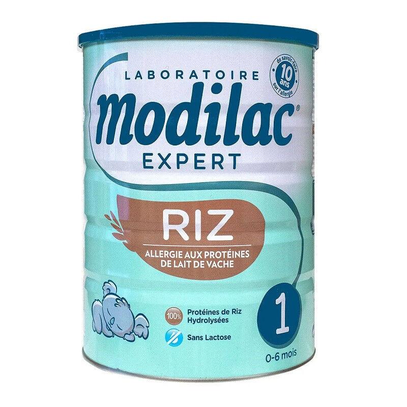 Modilac Expert Riz lait 1er âge - 800 g