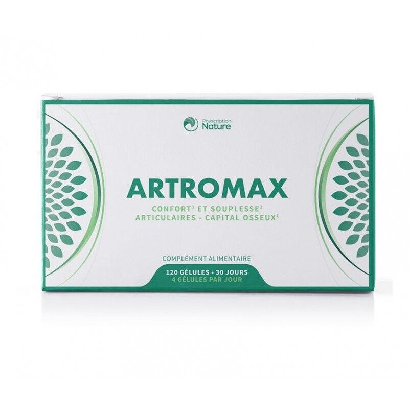 Prescription Nature Artromax - 120 gélules