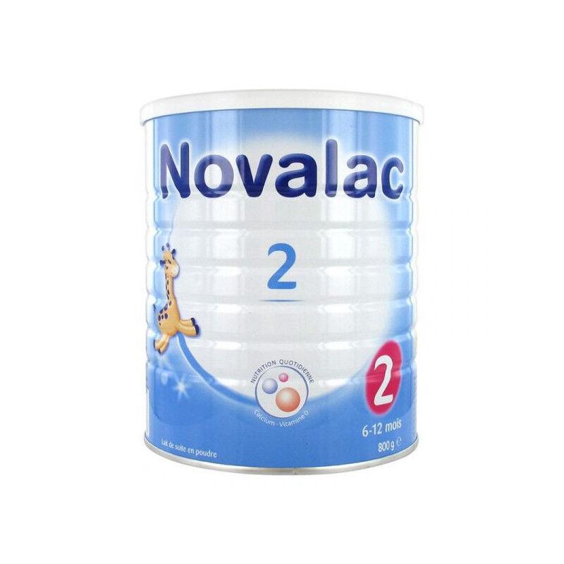 Novalac Lait 2ème âge - 800g