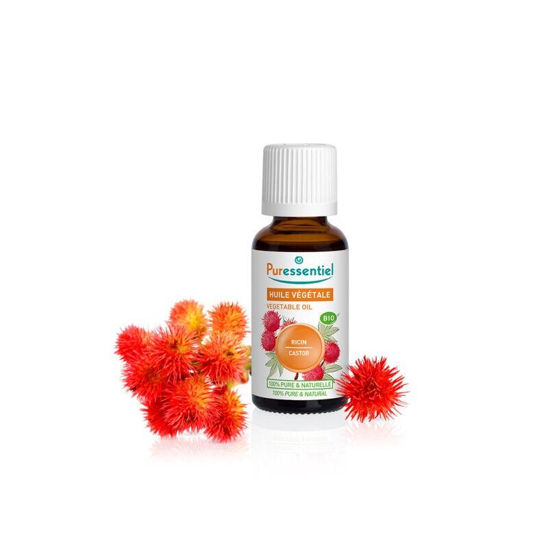 Puressentiel Huile végétale Ricin Bio - 50ml