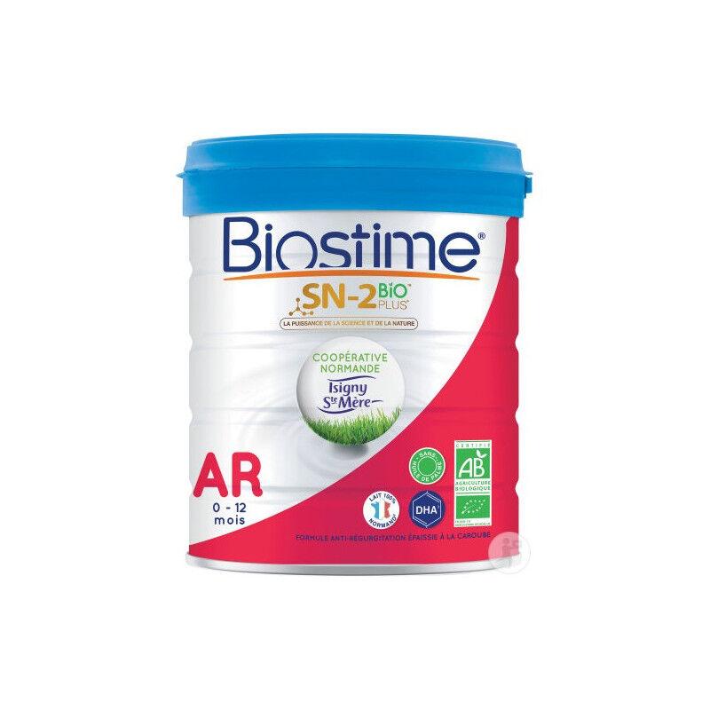 Biostime Lait AR1 SN-2 Plus Bio - 800g