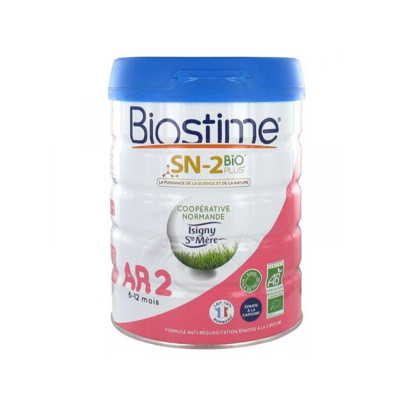 Biostime Lait AR2 SN-2 Plus Bio - 800g