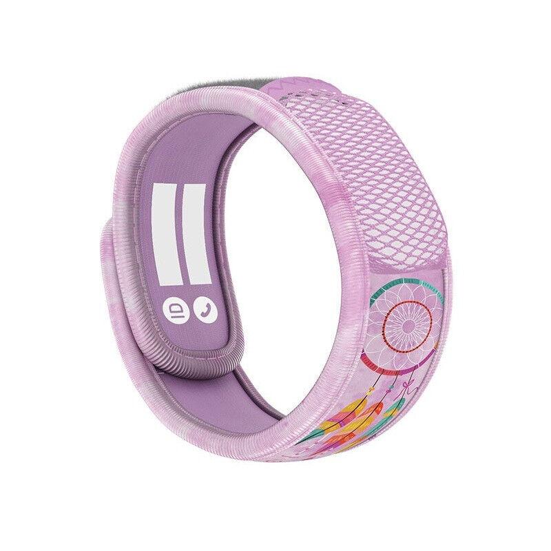 Parakito Bracelet anti-moustiques Teens Plume + 2 recharges