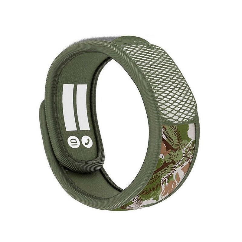 Parakito Teens Bracelet anti-moustiques Eagle + 2 recharges