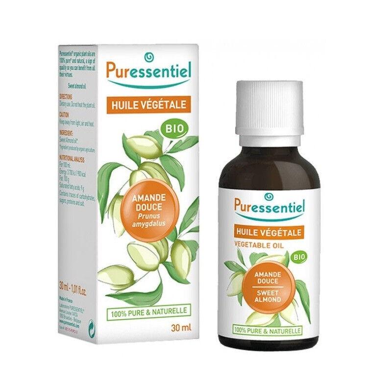 Puressentiel Huile végétale d'amande douce Bio - 50ml