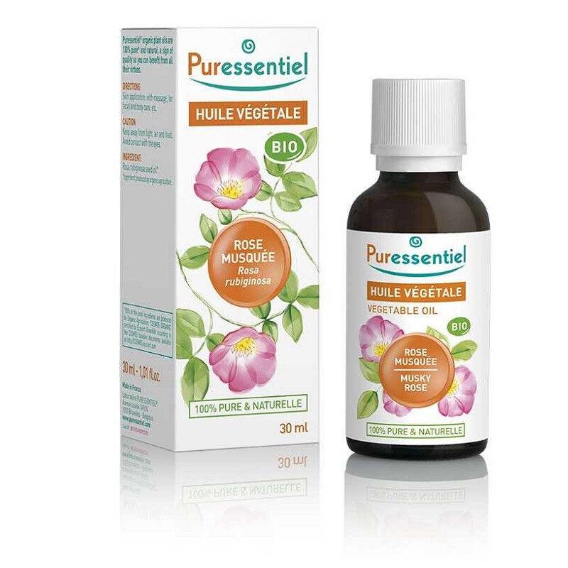 Puressentiel Huile végétale de Rose musquée Bio - 50ml