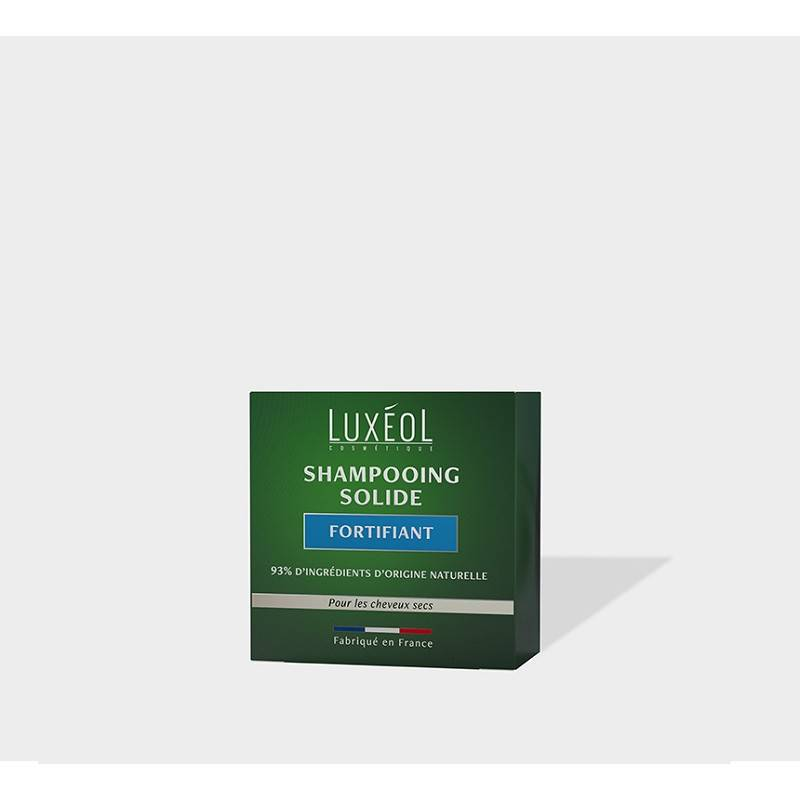 Luxeol Luxéol Shampoing solide fortifiant - 75g