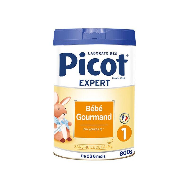 Picot Expert Lait 1er âge Bébé gourmand - 800g