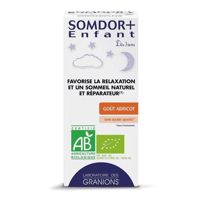 Laboratoire Granions Granions Somdor+ Enfant Bio - 125ml