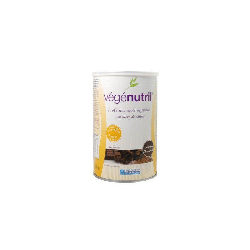 Nutergia Vegenutril Boisson Chocolat Poudre 300 gr