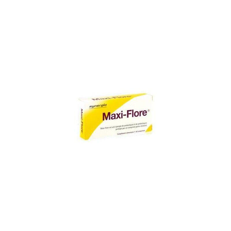 Jaldès Synergia Maxi-Flore 30 comprimés