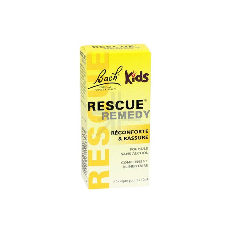 Bach Fleur de Bach Rescue kids compte goutte 10 ml