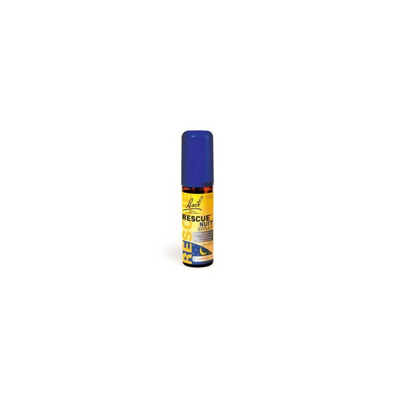 Bach Rescue Nuit Spray 20ml