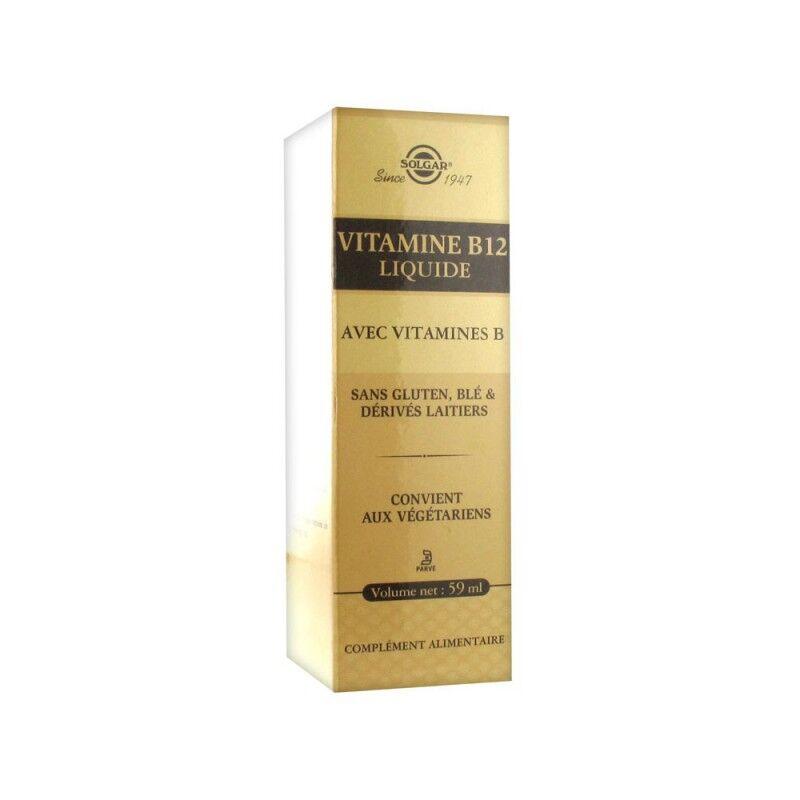 Solgar Vitamine B12 Liquide 59 ml