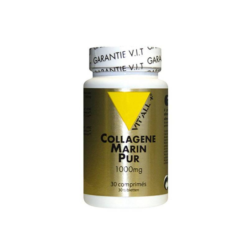 Vitall + Vitall+ Collagène marin pur 1000 mg 30 comprimés