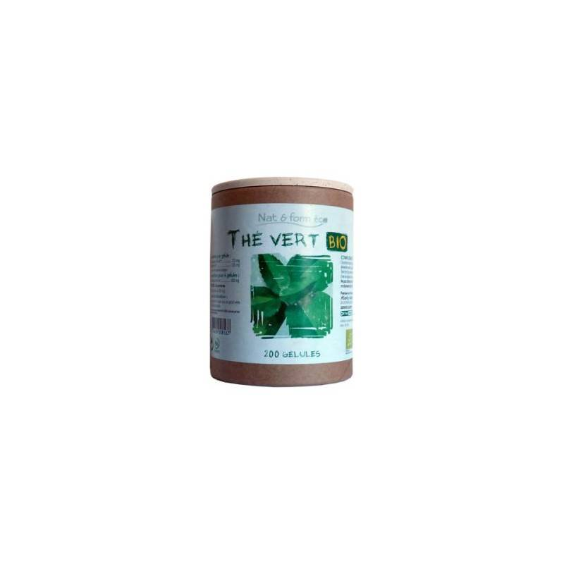 Nat&Form The vert Bio 200 gélules