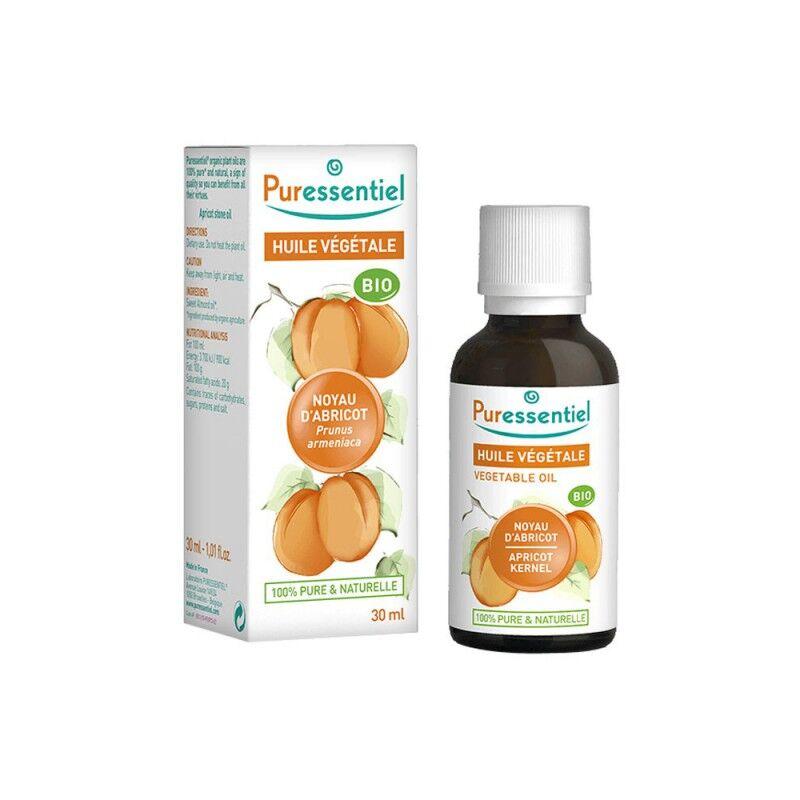 Puressentiel Huile Végétale Bio Noyau d'Abricot 30 ml