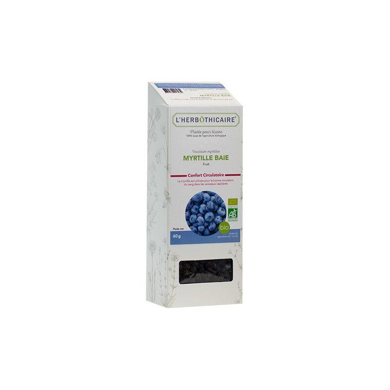 L'herboticaire L'herbôthicaire tisane Myrtille bio 60g