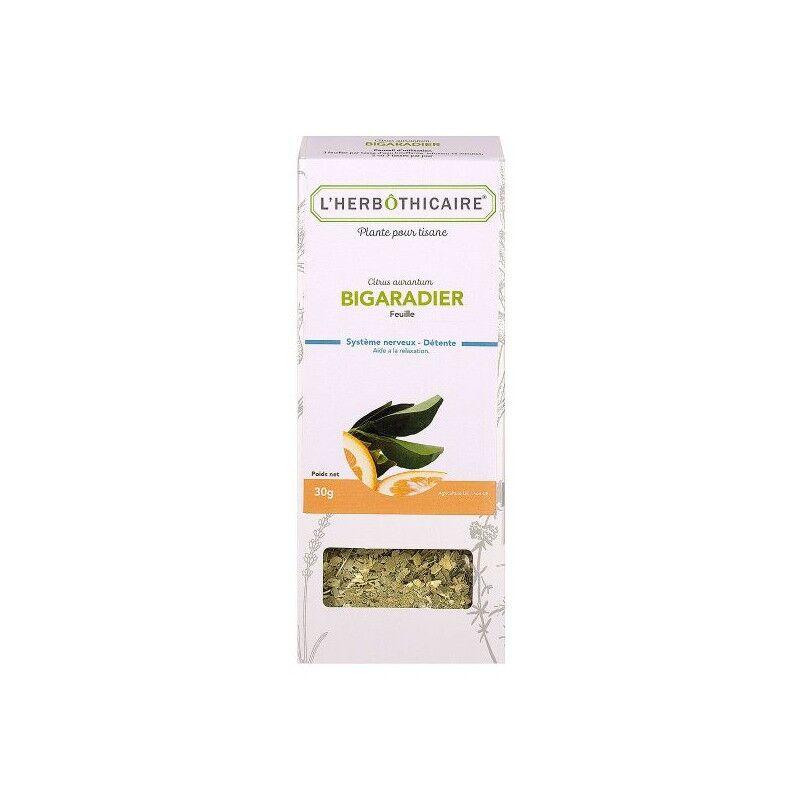L'herboticaire L'herbôthicaire tisane Orange amère bio 50g