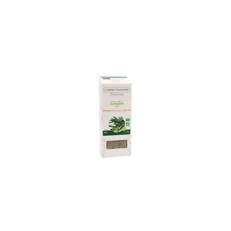 L'herboticaire L'herbôthicaire tisane Romarin bio 80g