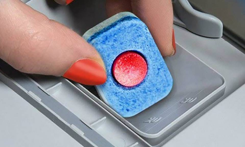 Finish Pack de 170 tablettes tout-en-un lave-vaisselle Finish