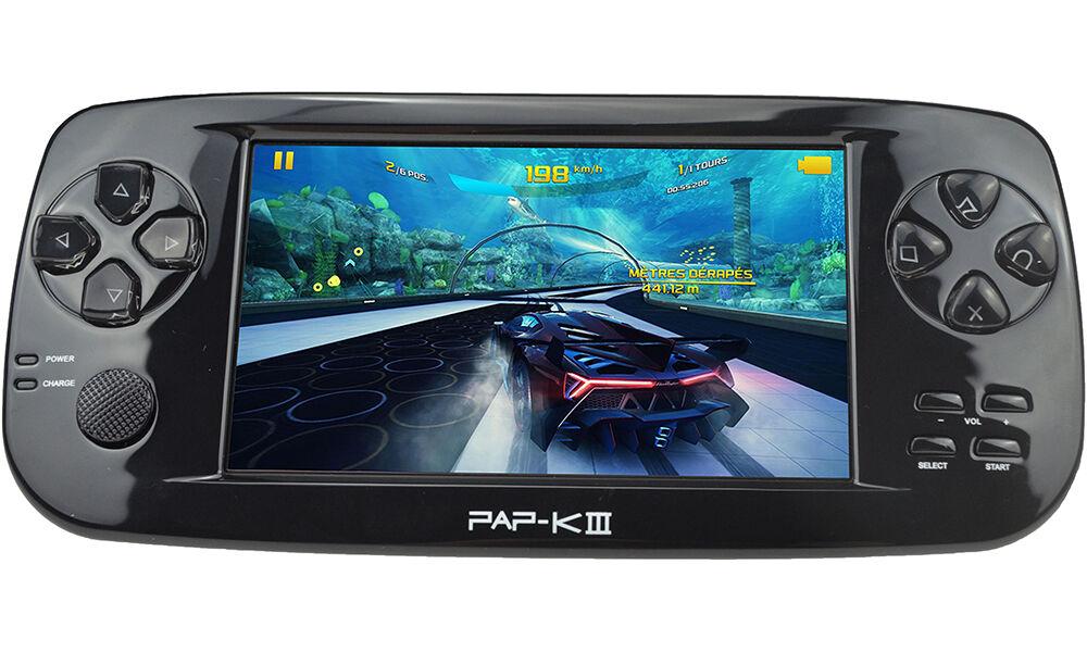 Cellys 2x Console de jeux multimédia : noir (93870869)