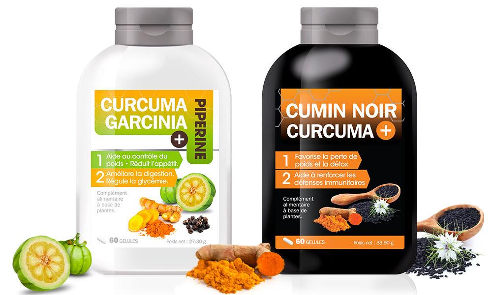 Groupon Goods Cure brûle graisses : 12 mois