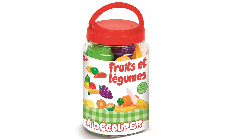 Groupon Goods Baril Fruits Et Legumes Multi-Color