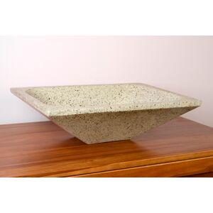 Saniteck Vasque rectangulaire grise pigmentée - Publicité